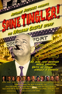 Spine Tingler - The William Castle Story